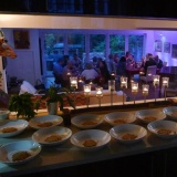 Charity Cookery Course by Crouch End Secret Supper Club