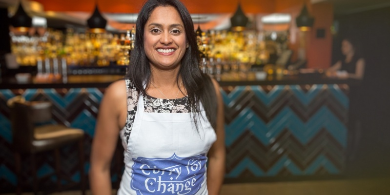 SOLD OUT: Cooking class - Authentic Indian Snacks and Spices with Hari Ghotra