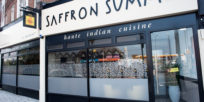 Curry for Change charity supper at Saffron Summer