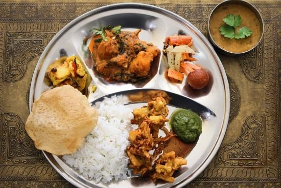 Diwali Indian Feast