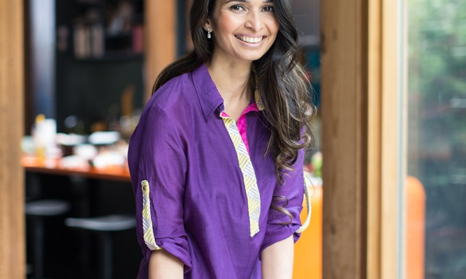 Cooking Class - Diwali Festival Feast with Maunika Gowardhan