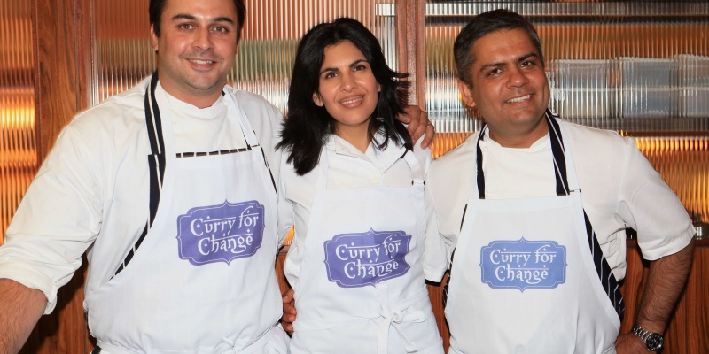 A masterclass in changing lives with curry