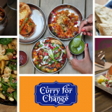 Curry for Change Cooking Classes 2017
