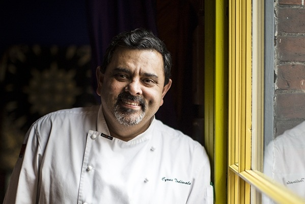 Cyrus Todiwala's Perfect Curry Night
