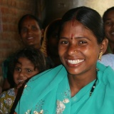 Guddu from India is making her voice heard