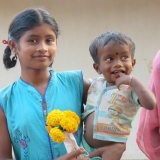 Securing school meals for children in India